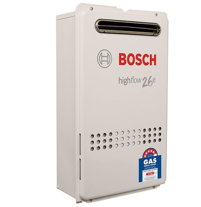 Bosch Hot Water Prices Crown Plumbing Specialists