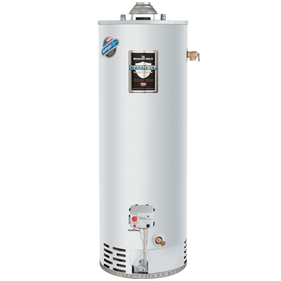 seattle water heater install 1 - Gas Storage Hot Water Systems